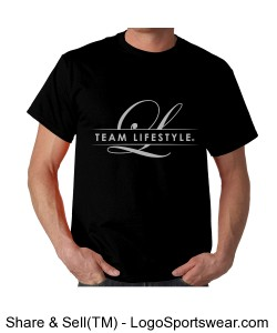 TEAM LIFESTYLE MENS WHY/HOW TEE Design Zoom